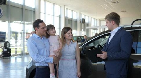 Volkswagen Центр Херсон | офіційний дилер Volkswagen