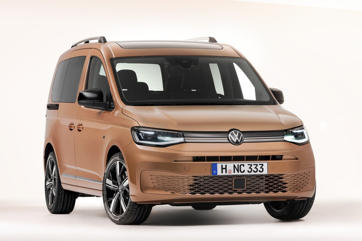 VW Caddy 2020