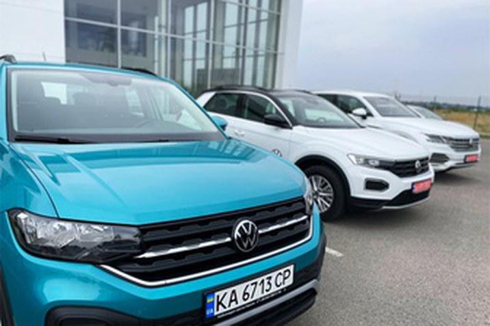 Пройдіть незабутній тест-драйв у Volkswagen Центр Херсон вже сьогодні.